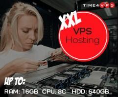 Time4VPS - VPS hosting in Europe